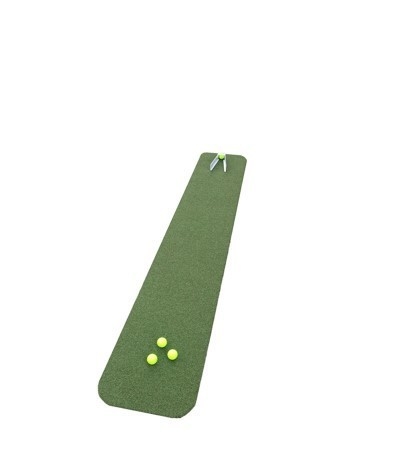 Puttmatte Teaching-Pro Putting Green 40cm x 230cm | hochwertiger Kunstrasen